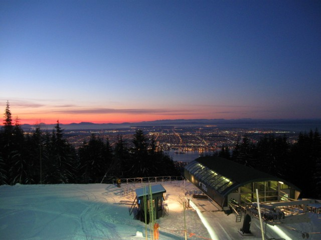 Grouse-Mountain